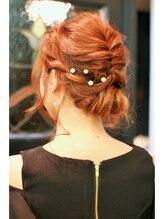 エムズヘアー(M's HAIR)★Ms hair★twist arrange2♪