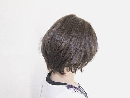 ヘアークウェイント(hair quaint)の写真