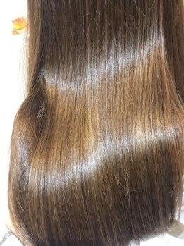 ループス(Roops)の写真/[必見]ダイヤモンド水素トリートメント☆業界初高濃度水素配合の髪質改善トリートメントで本来の艶髪に