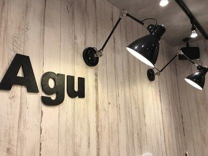 アグ ヘアー コリン 小倉店(Agu hair choline by alice)の写真