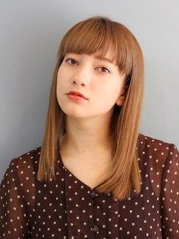 シルフ 所沢店(sylph)の写真/【自然な仕上がりのストレートで憧れの美髪に..☆】ストレートをかけるほどでもないうねりやクセにも◎
