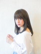 セブン イケブクロ(SEVEN IKEBUKURO)外国人風グレーカラー【seven池袋】