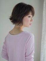 オジコ(ojiko)☆月曜日も営業☆【ojiko.】オトナ女性のショート外ハネ