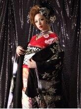 成人式のSLEEZY☆Cool beauty画像