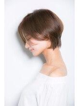 ユーフォリアギンザグランデ(Euphoria GINZA GRANDE)【Euphoria】頭の形が綺麗に見えるショート 担当 渋谷