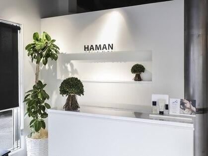 ハーマン(HAMAN)の写真