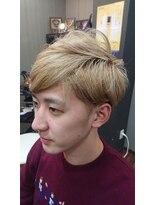 ヘアメイク フェイス(hair make faith)外国人風2ブロック