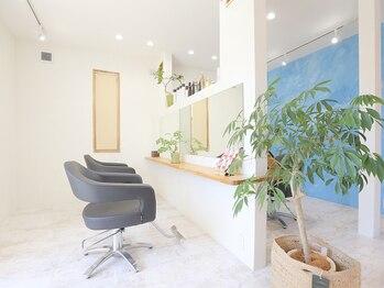 グッドデイ(good day)の写真/【駅チカ◎大人の隠れ家サロン】ナチュラルで落ち着いた癒し空間で、健康美にこだわった上質なスタイルを。
