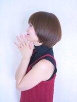 オジコ(ojiko)☆月曜営業☆【ojiko.】大人可愛いクラシカルショートボブ