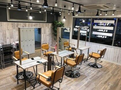 アグ ヘアー コリン 小倉駅前店(Agu hair choline)の写真