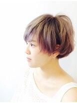 クリアーオブヘアー 本山店(CLEAR of hair)スウィートスモーキーカラー