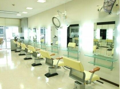 モンサロンドゥコワフール 私の美容室(MON SALON DE COIFFURE)の写真