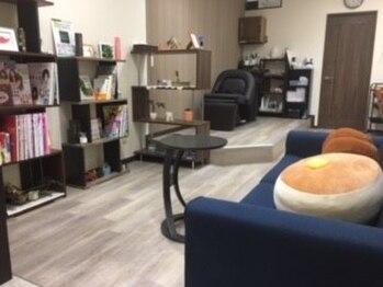 ヘアーサロングランデ 高円寺(hair salon Grande)の写真/≪2018.6月NEWOPEN!!≫完全プライベート空間!最初から最後まで実力派スタイリストによるマンツーマン施術。