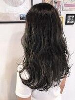ルーナ ヘアラウンジ(Luuna hair lounge)濃いめグレージュ