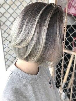 アレクサンドルオブカラーズモリノサト(ALEXANDRE OF COLORS MORINOSATO)の写真/バリエーション豊富◎貴女の髪質に合わせて、天然成分配合で刺激が少ない薬剤に♪