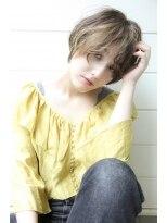 ガーランド (Garland)[Garland/表参道]☆大人フェアリーウェットボブ☆02