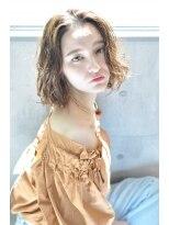 レーヌ(reine)〈reine〉sakamoto Nudie bob style