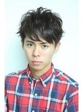 ヘアーメイク トレコローリ(hair make trecolori)【trecolori 津田沼】メンズショート 08