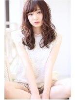 【FORTE 銀座】大人可愛い☆ウェービーロング