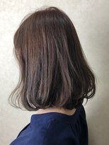 ヘア プロデュース キュオン(hair produce CUEON.)violet × bob