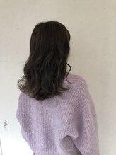 ブランニュー エターナル アベノセンタービル天王寺店(hair make Brand new eternal)【Brand-new】ハイライトベージュカラー