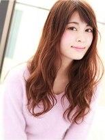 ダミアバイルル(DAMIA by LuLu)人気ロングスタイル『大人め上品ヘア』キレイに見える髪型