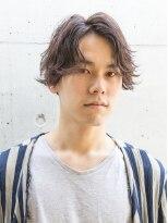 【MAKE'S 表参道 江畠】イメチェン!ツーブロックセンターパート