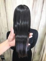 アンフィフォープルコ(AnFye for prco)【AnFye for prco】艶髪を作る♪ジュエリーシステム×縮毛矯正