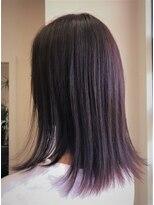 ディーバ ヘアーデザイン(Diva Hair Design)ミディアム外ハネボブ