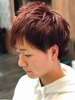 ヘアショップジャマー(Hair shop JAMMER)の写真/【泉中央駅徒歩10分】洗練されたメンズカットで好感度&清潔感UP☆オシャレなスタイルで毎日を楽しんで…♪