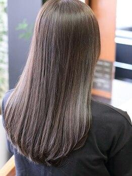 ヘアメイク リザ(hair make Liza)の写真/【千舟町通り/全カラー剤¥5000】パーソナルカラー診断付!人気のイルミナやオーガニックカラーでも同価格◎