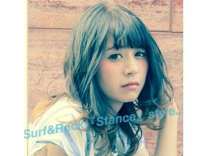 スタンス(Stance)の写真