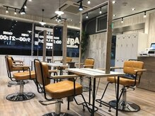 アグ ヘアー コリン 小倉店(Agu hair choline by alice)の雰囲気(ゆったり寛げる空間。家にいるようにRelax※写真はイメージです)