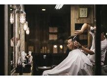 クリッパーズ バーバーショップ(CLIPPER S Barbershop)の雰囲気(大人ちょい悪にもおすすめ★)