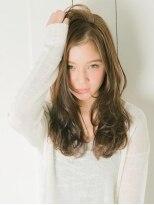 premier models外国人風☆カジュアルロング×coolウェーブ☆