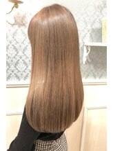 サイエンスアクアトリートメントはまず3回しっかり施術してください!!髪本来の美しさへと導きます♪