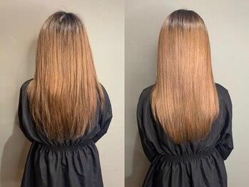 ラズリー(Lazliy)の写真/パサつきや広がり、それぞれが持つ髪のお悩みを徹底したカウンセリングで1つずつ解決していきます。