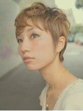 レレ ヘアー(LeLe hair)外国人風ショート