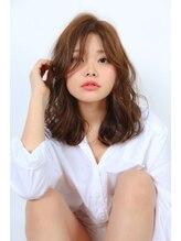 クレーデヘアーズ 相田店(Crede hair's)medium style 001
