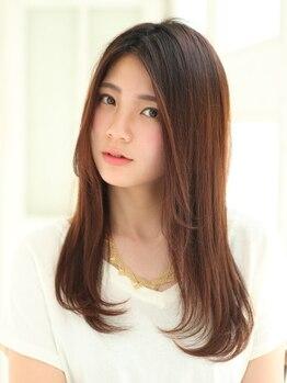 ミューク(mjuk)の写真/周りの目を惹く『自然に綺麗な髪』へ導くアロマヘッドスパ♪リラクゼーションにもエイジングケアにも◎