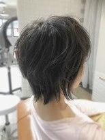 ルルカ ヘアサロン(LuLuca Hair Salon)LuLucaお客様☆スナップ ショートウルフ
