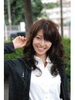 ハンズエミュ(HANDS emu)チョコカラー&ウィ-ブ