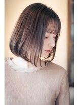 【恵比寿roro】透け感ヘア