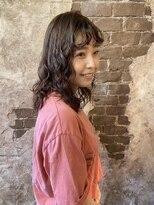 マギーヘア(magiy hair)ハードパーマスタイル