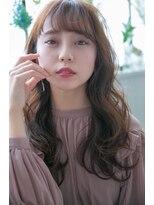 ヘアーサロン リアン 熊谷2号店(hair salon Rien)☆大人気パールベージュに波巻きウェーブ☆