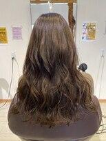 ヘアークリニック ラクシア 石巻(Hair Clinic LAXIA Ishinomaki)柔らかココアベージュ