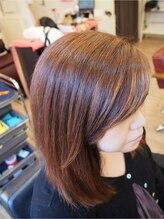 ヘアサロン ハリコット(Hair Salon Haricot)ハイライトデザインカラー