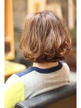 シャーマンヘアプラス(SHAMAN hair +PLUS)デジタルカールボブ