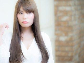 オーブ ヘアー アーチ 赤羽店(AUBE HAIR arch by EEM)の写真/クセを伸ばすだけじゃない縮毛テクニック。360度綺麗で自然なフォルム。