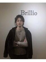 ブリリオ ヘアーアンドスパ(Brillio hair&spa)鶴岡 渥